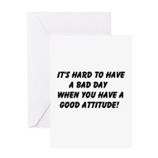 Motivational Greeting Card