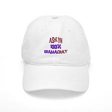 Ashlyn - 100% Obamacrat Baseball Cap