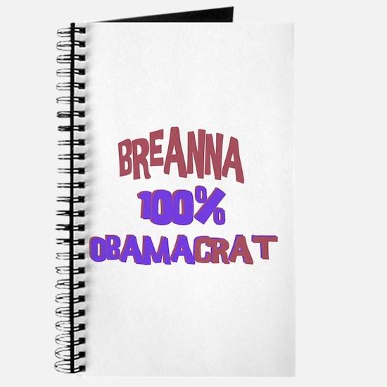 Breanna - 100% Obamacrat Journal