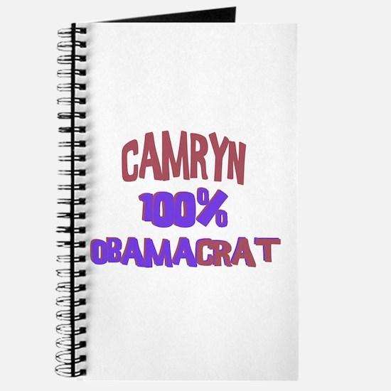 Camryn - 100% Obamacrat Journal