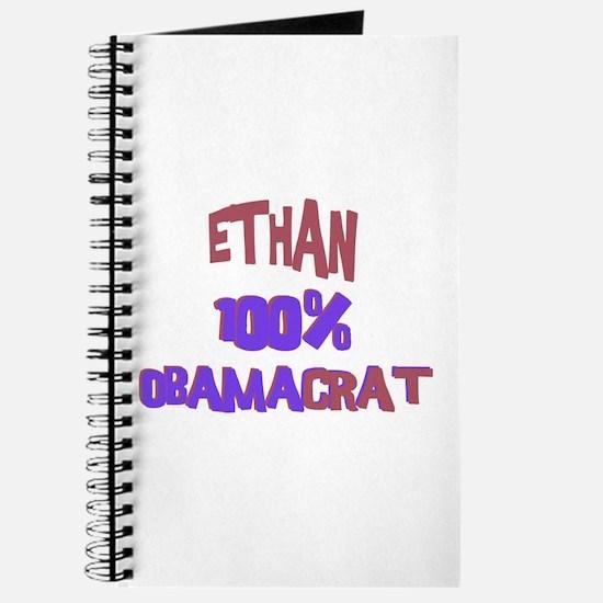Ethan - 100% Obamacrat Journal
