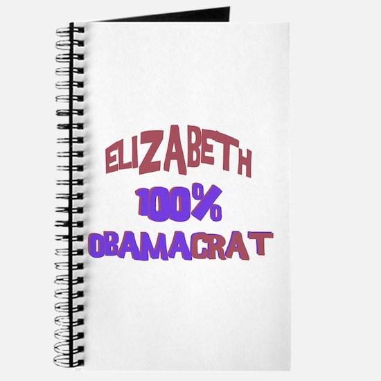 Elizabeth - 100% Obamacrat Journal