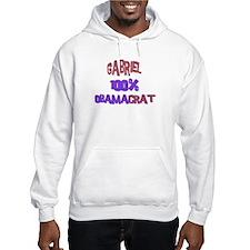Gabriel - 100% Obamacrat Hoodie