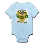Oliver Family Crest Infant Creeper