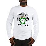 Olmo Family Crest Long Sleeve T-Shirt