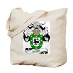 Olmo Family Crest Tote Bag