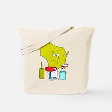 1471 Wisconsin Tote Bag