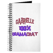 Gabrielle - 100% Obamacrat Journal