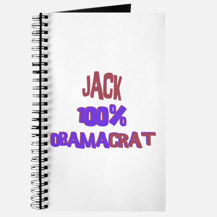 Jack - 100% Obamacrat Journal