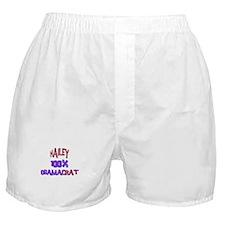 Hailey - 100% Obamacrat Boxer Shorts