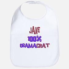 Jake - 100% Obamacrat Bib