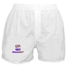 Isabel - 100% Obamacrat Boxer Shorts