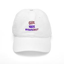 Isabel - 100% Obamacrat Baseball Cap