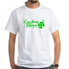 Lime Luckiest Charm Due In March Shirt