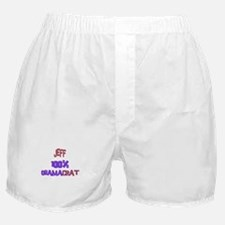 Jeff - 100% Obamacrat Boxer Shorts