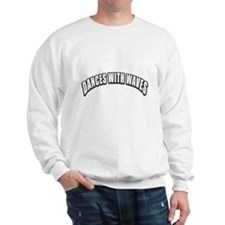 1454 Dances with Wolves Sweatshirt