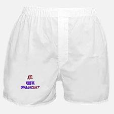 Joel - 100% Obamacrat Boxer Shorts