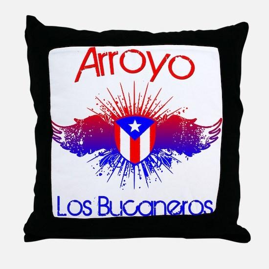 Arroyo Throw Pillow