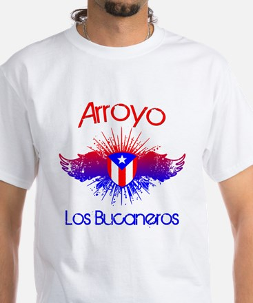 Arroyo White T-Shirt