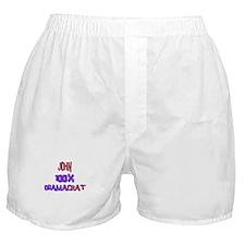 John - 100% Obamacrat Boxer Shorts