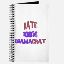 Kate - 100% Obamacrat Journal