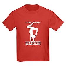Gymnastics T-Shirt - Eat, Sleep...