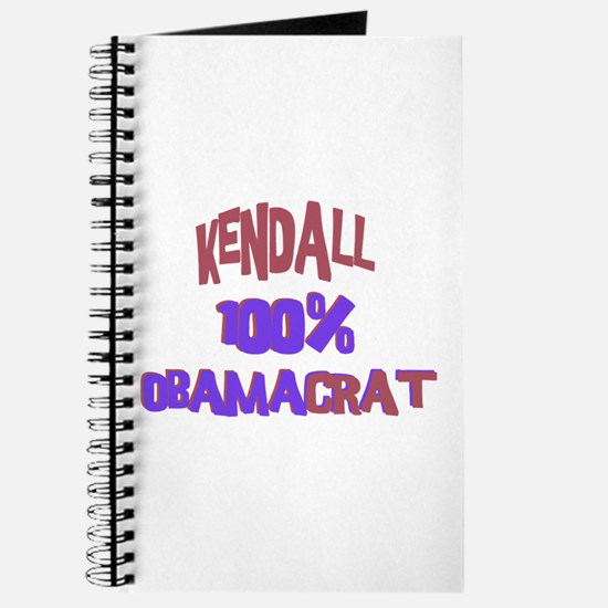 Kendall - 100% Obamacrat Journal