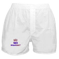 Max - 100% Obamacrat Boxer Shorts