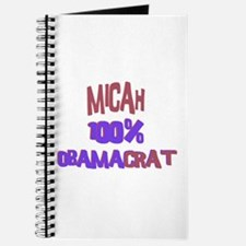 Micah - 100% Obamacrat Journal