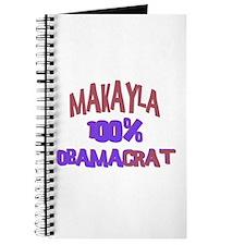 Makayla - 100% Obamacrat Journal
