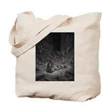 Human Minefield Tote Bag
