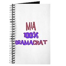 Mia - 100% Obamacrat Journal