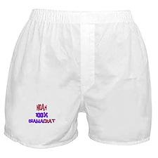 Noah - 100% Obamacrat Boxer Shorts