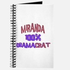 Miranda - 100% Obamacrat Journal