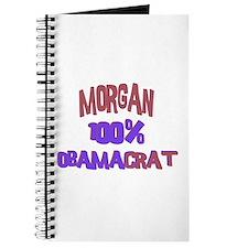 Morgan - 100% Obamacrat Journal