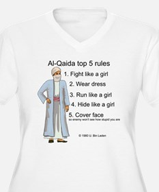 Al-Qaida rules of engagement T-Shirt