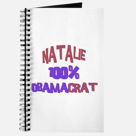 Natalie - 100% Obamacrat Journal