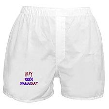 Riley - 100% Obamacrat Boxer Shorts