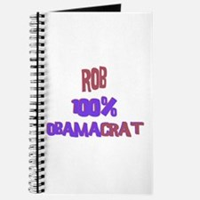 Rob - 100% Obamacrat Journal