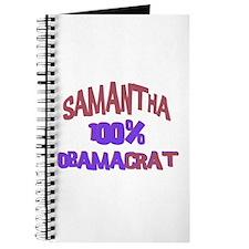 Samantha - 100% Obamacrat Journal