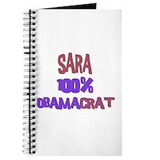 Sara - 100% Obamacrat Journal