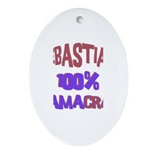 Sebastian - 100% Obamacrat Oval Ornament