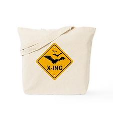 Bat X-ing Tote Bag