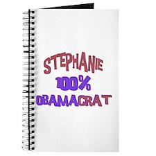 Stephanie - 100% Obamacrat Journal