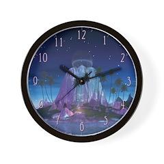 Dream Island Clock