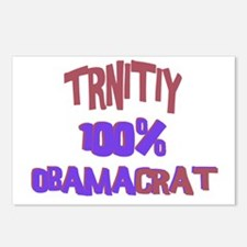 Trinity - 100% Obamacrat Postcards (Package of 8)