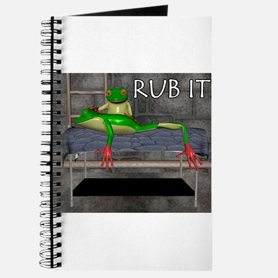 Frog Massage Journal