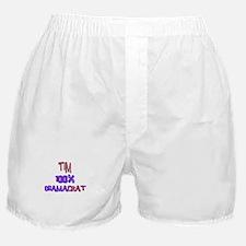 Tim - 100% Obamacrat Boxer Shorts