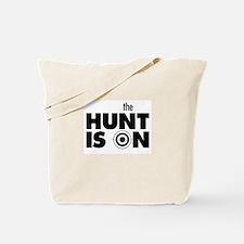 1690 Hunt is On Tote Bag