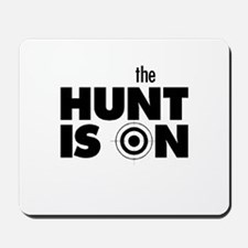 1690 Hunt is On Mousepad